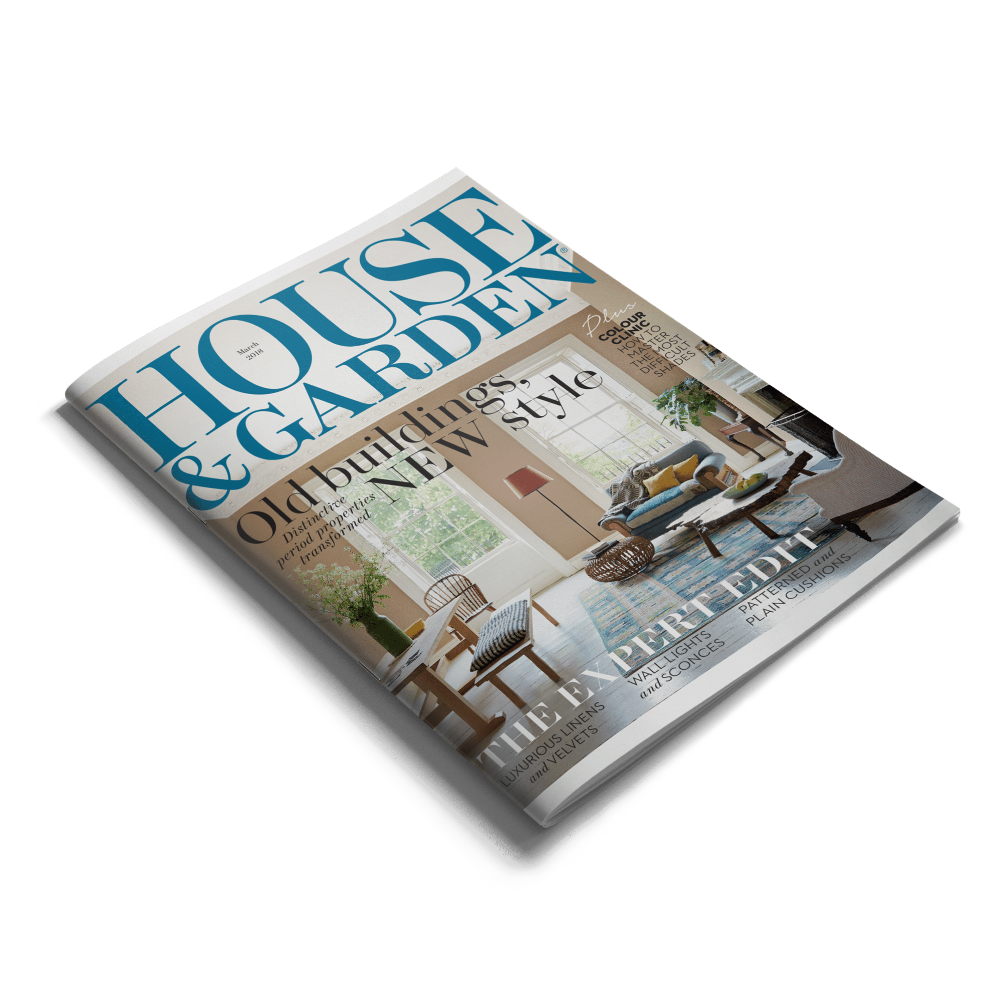 As seen in House & Gardens magazine